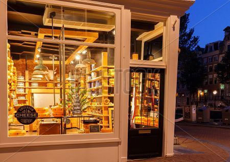 Small Glass Storefront
