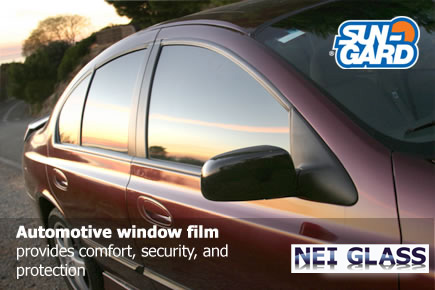 Automotive Window Film